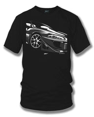 Mitsubishi Eclipse t shirt - Wicked Metal