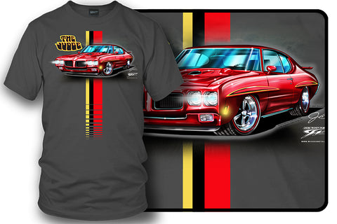 Image of Pontiac GTO The Judge Shirt - Muscle Car T-Shirt - GTO