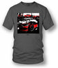 Image of Nissan GTR All years, R32, R33, R34, R35 Tuner Car Shirt - Wicked Metal