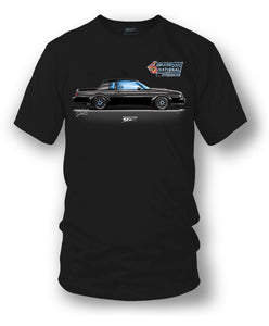 Buick Grand National Shirt - Muscle Car T-Shirt - 1987 Grand National
