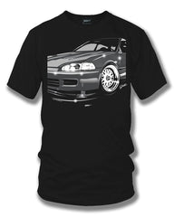 Honda Civic t shirt - Wicked Metal