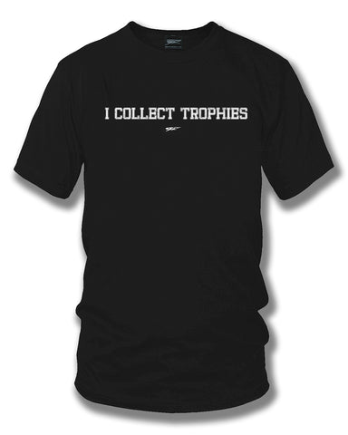 I collect trophies t-shirt, drag racing, Street racing - Wicked Metal