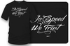 Image of In Speed we trust, tuner car shirts, Street racing - Wicked Metal- $19.99