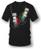 Italian Boxing Shirt, Italian Pride - Wicked Metal