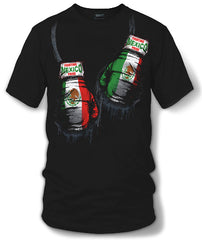 Mexico Boxing Shirt, Mexican Pride - Wicked Metal - $19.99 - Wicked Metal
