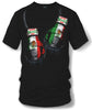 Image of Mexico Boxing Shirt, Mexican Pride - Wicked Metal - $19.99 - Wicked Metal