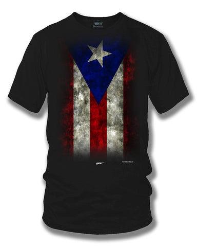 Puerto Rico Flag Shirt, Puerto Rico Pride - Wicked Metal - Wicked Metal