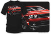 Dodge Challenger - Muscle Car T-Shirt - Challenger t-Shirt - Wicked Metal