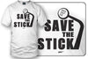 Image of Wicked Metal Save the Stick shirt, tuner car shirts - Save the Manual - Wicked Metal