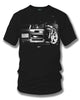 Image of Nissan Skyline R34 GT-R t shirt - Wicked Metal- $19.99 - Wicked Metal