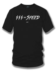 Money equals Speed t-shirt, drag racing, Street racing - Wicked Metal