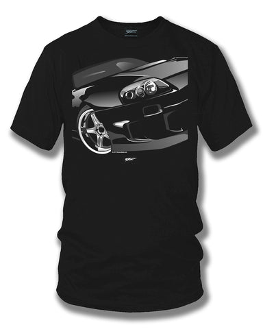 Image of Toyota Supra t shirt - Wicked Metal - Wicked Metal