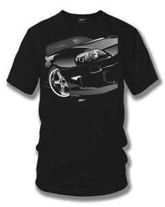 Toyota Supra t shirt - Wicked Metal - Wicked Metal