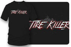Ken Block style - Tire Killer t shirt - $19.99 - Wicked Metal