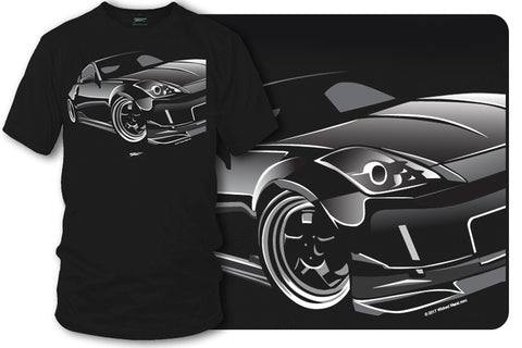 Image of Nissan 350z t shirt - Wicked Metal - Wicked Metal