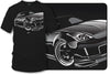 Image of Nissan 350z t shirt - Wicked Metal- $19.99 - Wicked Metal