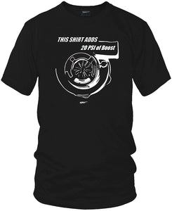 This shirt adds boost, tuner car shirts, tuner cult style shirt - Wicked Metal - Wicked Metal