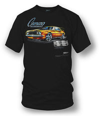 67 Camaro - Get In, Hold On - Chevy Camaro t shirt - $19.99