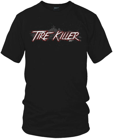 Tire Killer t shirt - Wicked Metal