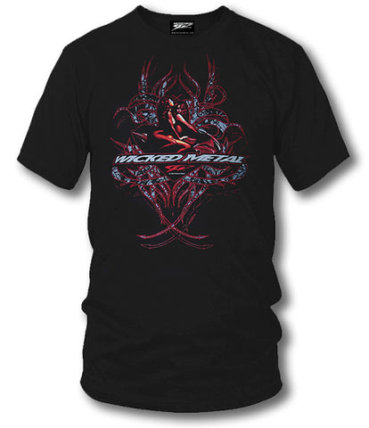 Image of Sport bike shirts - Girls Envy Lust - $16.95 - Wicked Metal