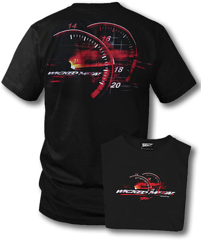 Sport bike shirts - Harder & Faster - $16.95 - Wicked Metal