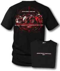 Sport bike shirts - Weapons (Black)- $16.95