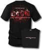 Image of Sport bike shirts - Weapons (Black)- $16.95 - Wicked Metal