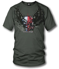 Sport bike shirts - Fighter Pilot (OD Green)- $16.95