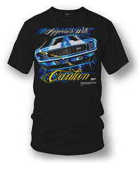 Camaro gear - Approach with Caution - 1969 Camaro Z28 camaro tee shirt