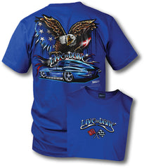 Corvette shirt - Live to Drive - 1965 Corvette - $19.99