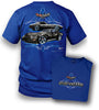Image of Corvette Shirt - Pinstripe - Corvette C3 shirt - $19.99 - Wicked Metal
