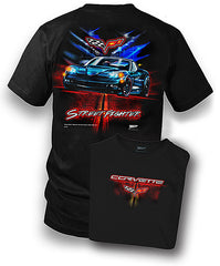 Corvette Shirt - Corvette C6 - Street Fighter - $19.99