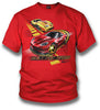 Image of Corvette Kids Shirt - Corvette C6 - Built for Speed- $16.99 - Wicked Metal