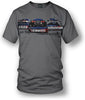 Image of Corvette shirts - Fast, Exact, Dominant C3, C5, C6 shirt- $19.99 - Wicked Metal