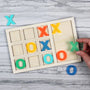 Tic-Tac-Toe tabletop game