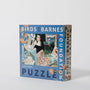 1000 Piece Puzzle: Birds in the Barnes Foundation