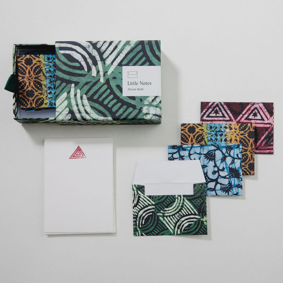 Little Notes: African Batik