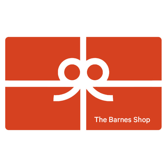 Barnes Shop Online Gift Card