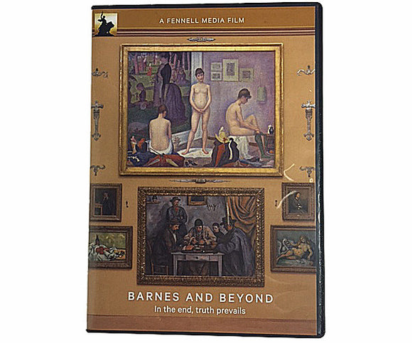 Barnes and Beyond Documentary DVD