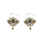 Barnes Metalwork-inspired Doorknocker Earrings