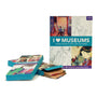 I Heart Museums Activity Book: Guided Activities to Draw, Color and Design!