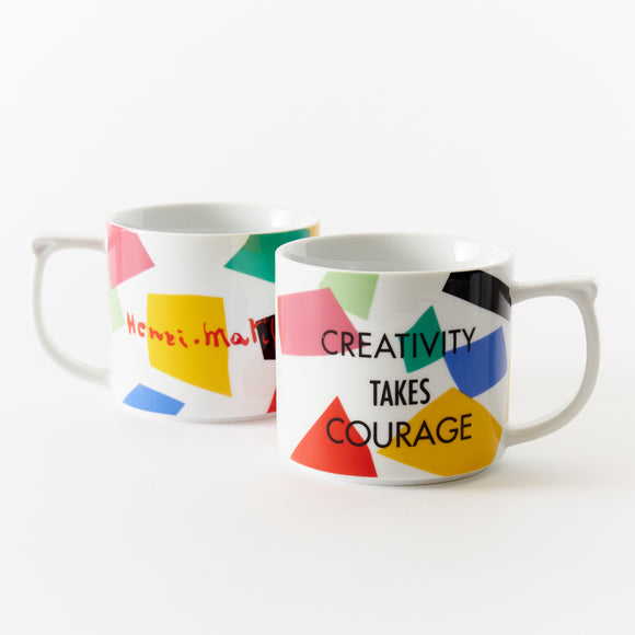 Matisse Quote Mug