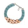 PONO Valerie resin statement necklace