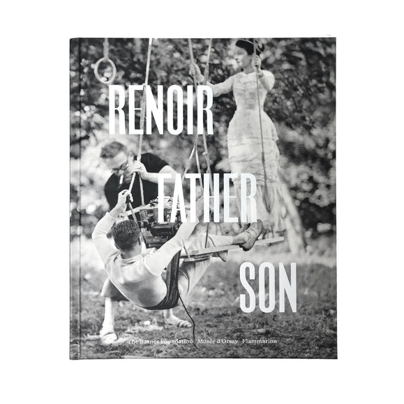 Exhibition Catalog: Renoir: Father and Son/Painting and Cinema