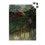 "Rousseau ""Monkeys and Parrot"" 300-piece puzzle"