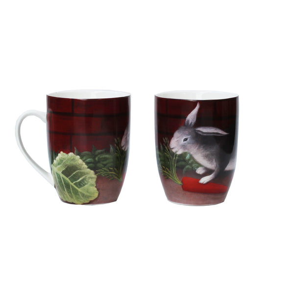 "Rousseau ""The Rabbit's Meal"" Mug"