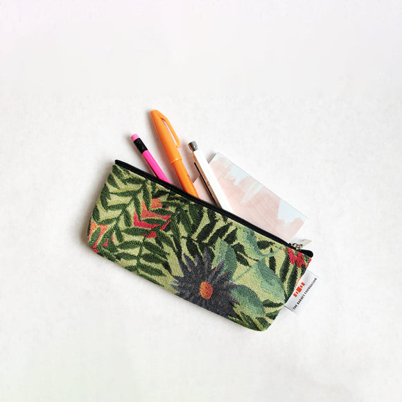 Dutch Textiles Rousseau Pen & Pencil Case