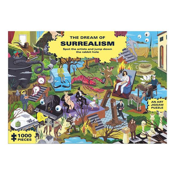 The Dream of Surrealism, 1000-piece Puzzle