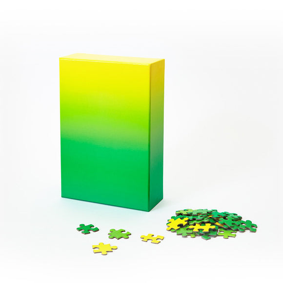 Gradient Puzzle, 500-pieces