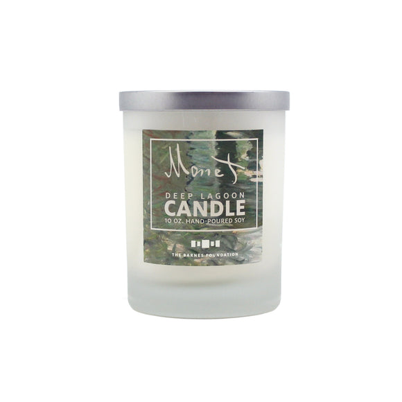 Barnes Candle: Monet Studio Boat